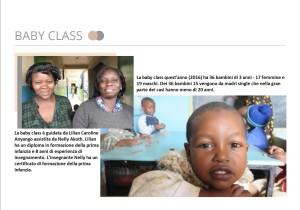 0 Baby class