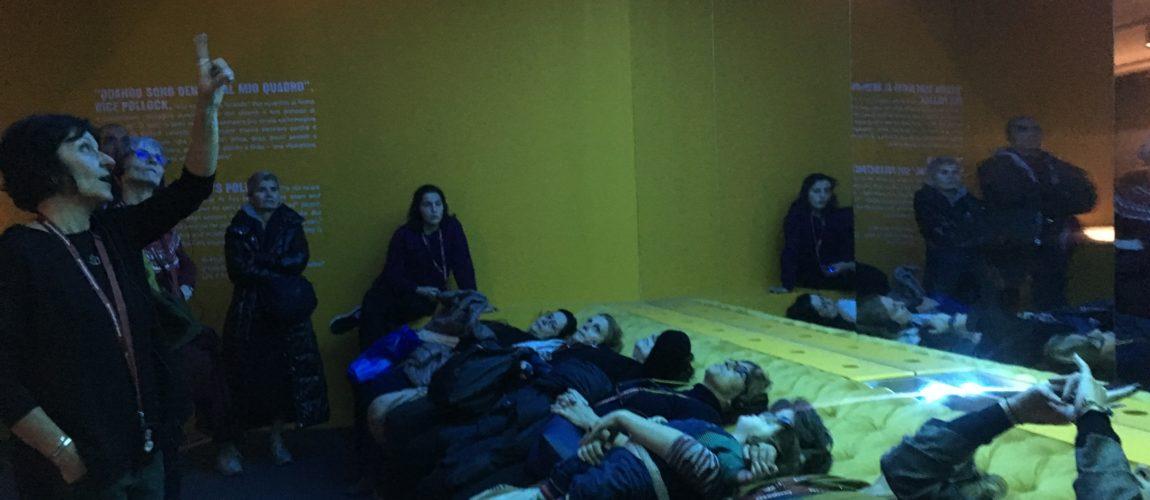 9 dicembre 2018: Pollock e la scuola di New York